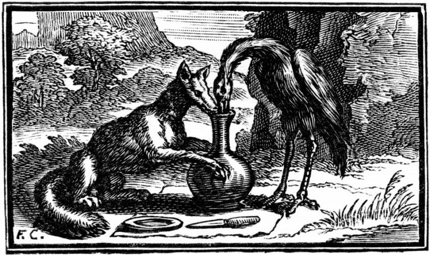 «Стрекоза уж не поет» - литературное расследование к 400-летию Лафонтена