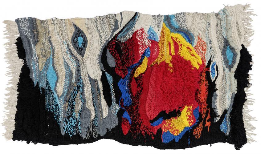 Книги о коврах, ковроткачестве и дизайне ковров. От средневековья до современности, от наивного искусства до модернизма
