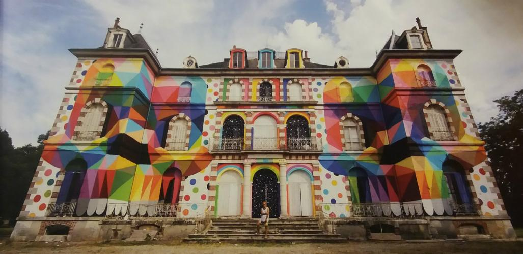 10 лучших книг о стрит-арте и граффити
