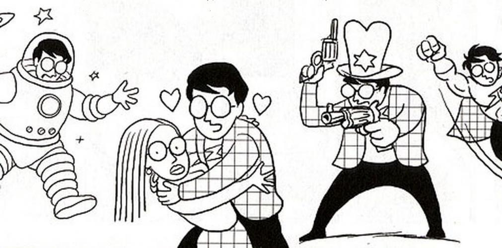 Понимание, переосмысление и создание комикса в книгах Скотта МакКлауда