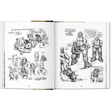 Robert Crumb: Sketchbooks Vol. 3, 1975-1982