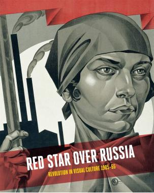 Red-Star-Over-Russia. A Visual History of the Soviet Union by David King