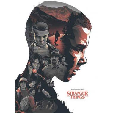 Stranger Things.Tribute
