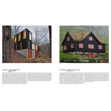 Книга Black: Architecture in Monochrome ISBN 978-0-7148-7472-2