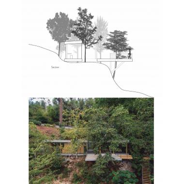Eco Homes In Unusual Places: Living In Nature