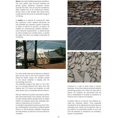 The New Ecological Home: Materials for Bioclimatic Design