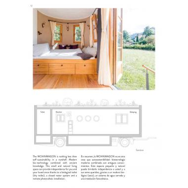 Tiny Mobile Homes: Small Space - Big Freedom