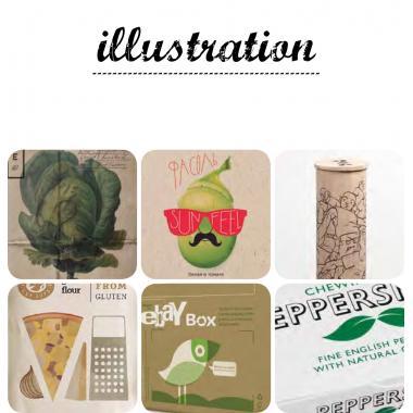 Handmade Packaging Graphics