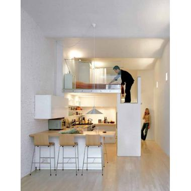 Remodeling Tiny Lofts: Creating An Upper Level