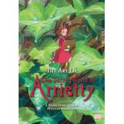 The Art of Secret World of Arrietty