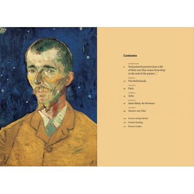 Vincent's Portraits: Paintings and Drawings by van Gogh