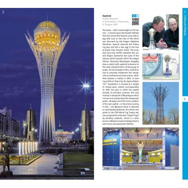 Architectural guide Tunis Astana