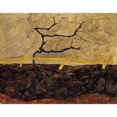 Egon Schiele. Landscapes