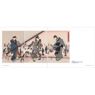 Kuniyoshi X Kunisada