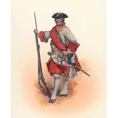 Наш восемнадцатый век. Военный сборник. Военная история. Военный костюм