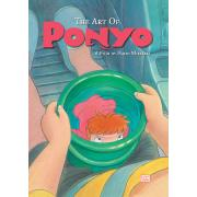 The Art of Ponyo on the Cliff