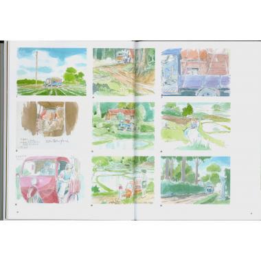 Книга The Art of My Neighbor Totoro: A Film by Hayao Miyazaki