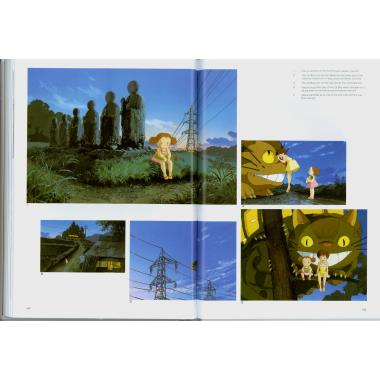 Книга The Art of My Neighbor Totoro: A Film by Hayao Miyazaki