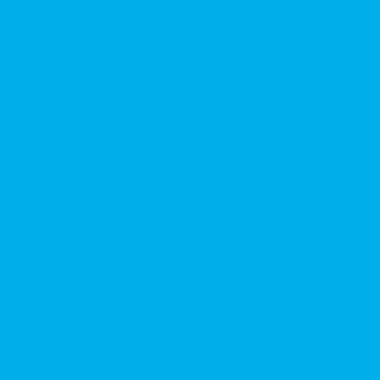 Маркер Marvy Puffy Velvet 1022 Fluor Blue