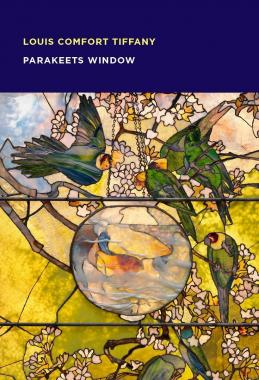 Louis Comfort Tiffany: Parakeets Window