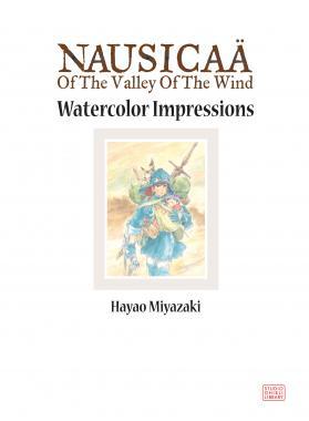 The Art of Nausicaa Valley of the Wind