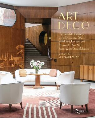 Art Deco: The Twentieth Century's Iconic Decorative Style from Paris, London, and Brussels to New Yo