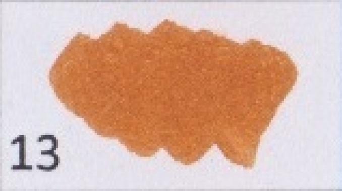 Маркер-кисть, акварельные чернила на водной основе Ochre MAR1100/13