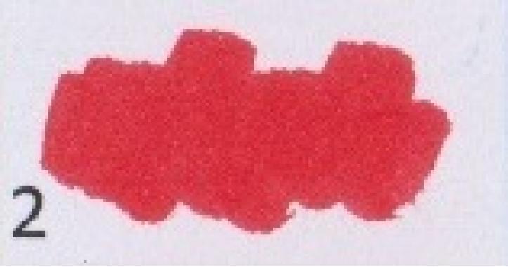 Маркер-кисть, акварельные чернила на водной основе Red MAR1100/2