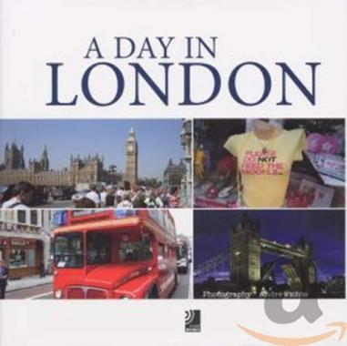 A Day In London + 4 CD: Morning, Noon, Evening and Night