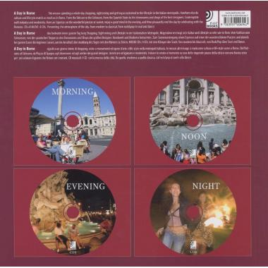 A Day In Rome: Morning, Noon, Evening and Night + 4 CD