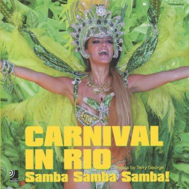 Carnival in Rio:Samba Samba Samba + CD