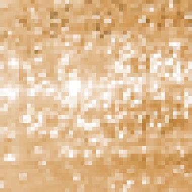 Маркер Marvy DecoFabric Just Glitter Gold