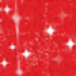 Маркер Marvy DecoFabric Glitter Red