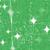 Маркер Marvy DecoFabric Glitter Green