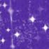 Маркер Marvy DecoFabric Glitter Violet