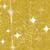 Маркер Marvy DecoFabric Glitter Gold