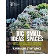 Big Ideas, Small Spaces: Creative ideas and 30 projects for balconies, roof gardens, windowsills and