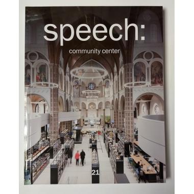 "Журнал ""Speech:"" №21 2018 Community Center"