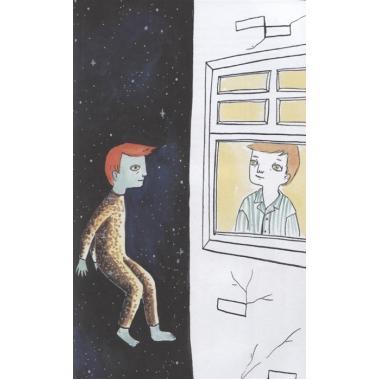 Дэвид Боуи. Биография в комиксах / биоГРАФИЧЕСКИЙ роман
