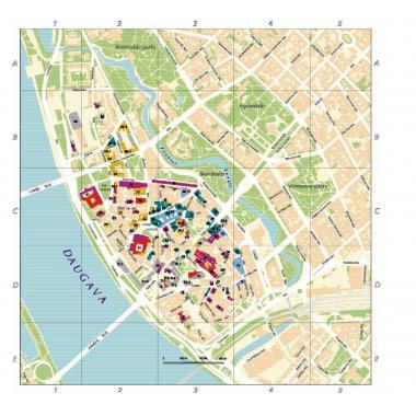 Architectural Guide: Riga