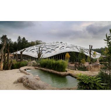 Zoo Buildings
