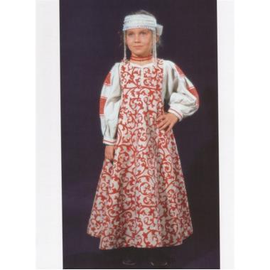 В поисках затерявшейся старины. Коллекция русского костюма Александра Колесникова