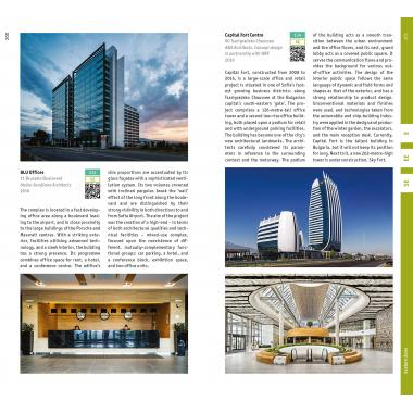 Architectural guide Sofia
