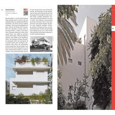 Architectural guide Tel Aviv