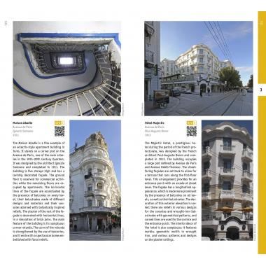 Architectural guide Tunis