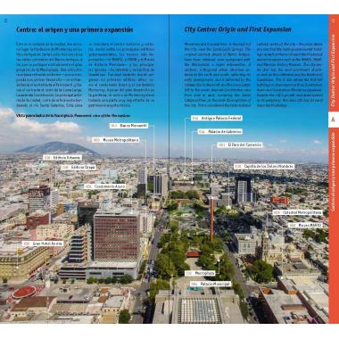 Architectural guide Monterrey