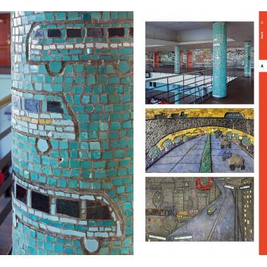Art for Architecture. Ukraine. Soviet Modernist Mosaics 1960 to 1990