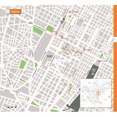 Architectural guide Turin