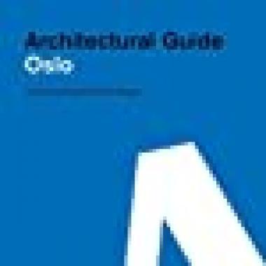 Architectural guide Oslo