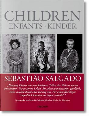 Sebastiao Salgado. Children